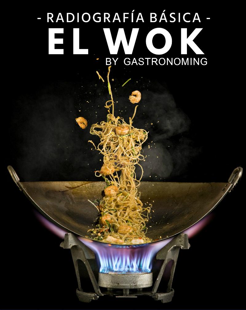 El wok, radiografía básica